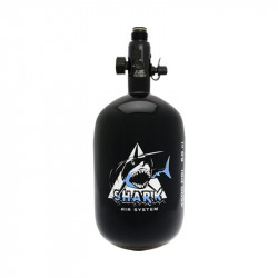 Shark 1.1L 68Ci 4500 PSI carbon tank + HP preset -