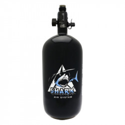 Shark 1.5L 88Ci 4500 PSI carbon tank + HP preset -