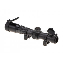 AIM-O lunette tactique 1-4x24 Noir -