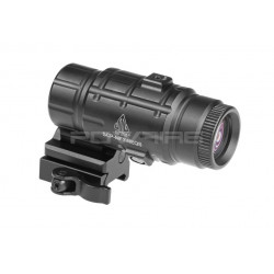 UTG Leapers 3X Flip-to-Side QD Magnifier -