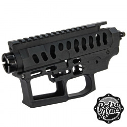 RETROARMS Skeleton CNC Body for AEG M4 - C -