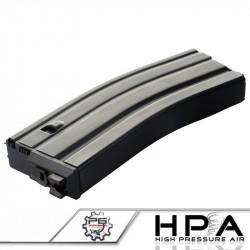 P6 chargeur GAZ WE GBBR M4 open bolt converti HPA haut débit -