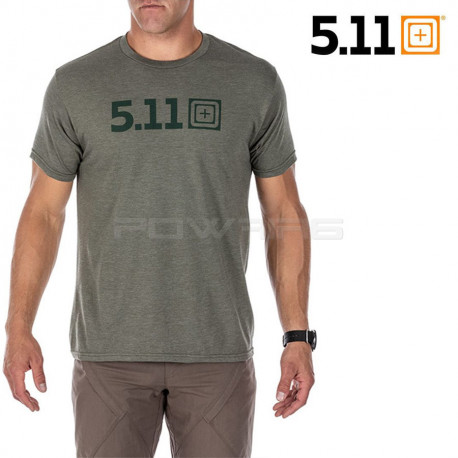 5.11 Legacy Pride Tee - Green Military -