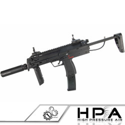 P6 VFC MP7A1 H&K Silenced HPA Polarstar F2 -