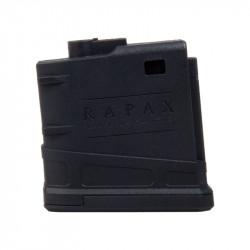 Secutor 50 rds mid cap magazine for RAPAX black -