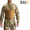 5.11 GEO7™ STRYKE TDU® RAPID SHIRT - Terrain -