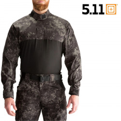 5.11 GEO7™ STRYKE TDU® RAPID SHIRT - Night -