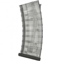 G&G 115 rounds magazine for RK74 AEG - Translucent -