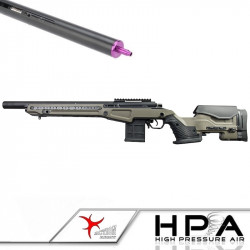 P6 AAC T10 SHORT Bolt Action HPA OD -