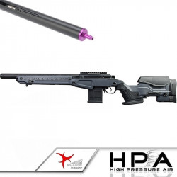 P6 AAC T10 SHORT Bolt Action HPA Gris -