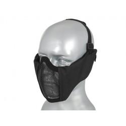 Protection pour bas du visage et oreilles noir -