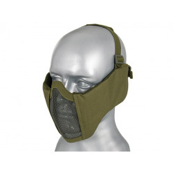 Half Face Mesh Mask 2.0 (Ear Version) - OD -