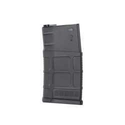 Battleaxe 500rds SR25/AR10 high-cap magazine - Black -