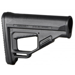 Ares Amoeba retractable Butt Stock for M4 AEG Black -