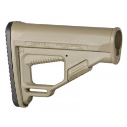 Ares Amoeba retractable Butt Stock for M4 AEG Dark Earth -