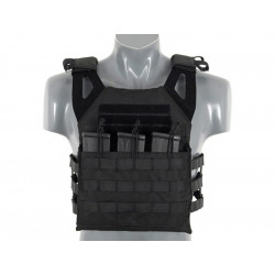 8FIELDS Jump Plate Carrier V2 SAPI - Black -