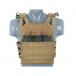 8FIELDS Plate Carrier jump V2 SAPI - TAN -