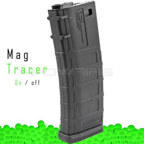 SHOOTER hi-cap tracer magazine for M4 AEG -