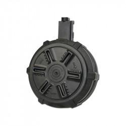 G&G chargeur drum 1500 billes pour MP5 -
