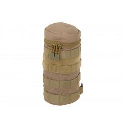 8FIELDS porte bouteille TAN pour veste tactique type molle -