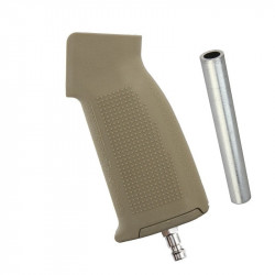 P6 Easyconnect Grip for M4 HPA - PTS EPG-C TAN -
