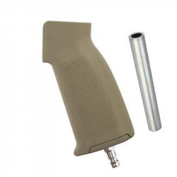 P6 Grip HPA M4 sur base PTS EPG-C TAN -