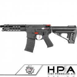 P6 Avalon Leopard CQB crosse QRS noir custom HPA -
