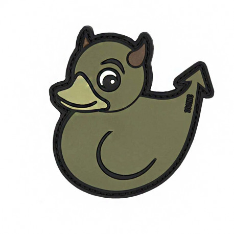 Devil Duck Velcro patch ( Selectable) -