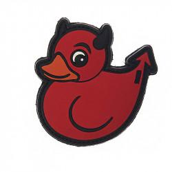 Devil Duck Velcro patch ( Selectable) -