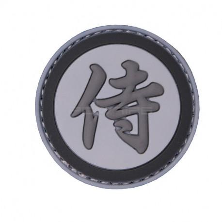 Samurai Letter Velcro patch ( Selectable) -