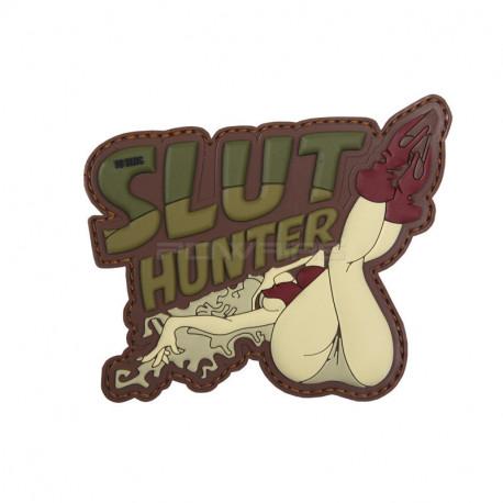 Slut Hunter Velcro patch -