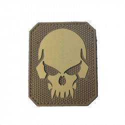 Pirate Skull Velcro patch (Selectable) -