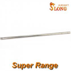 SLONG canon 6.05mm Super Range pour AEG / GBB - 455mm -
