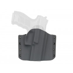 8FIELDS Open Top Kydex Holster for VP9 / HK45 / HK45CT -