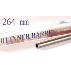 PDI canon de précision 6.01mm pour Systema PTW CQBR (264mm)