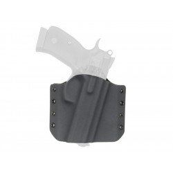 8FIELDS Open Top Kydex Holster for CZ75 -
