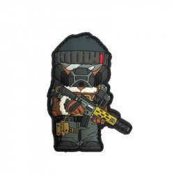 Mini Merch Military Agents Division Male Patch -