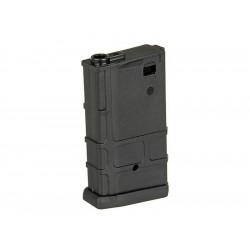 Battleaxe 110rds MID CAP M4 AEG magazine - Black -