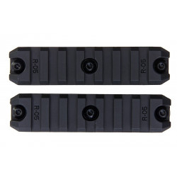 ARES M-Lok 3.5 inch Rail set of 2 -