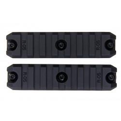 ARES M-Lok 3.5 inch Rail set of 2 -