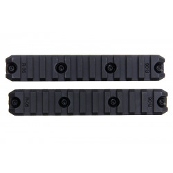 ARES M-Lok 5 inch Rail set of 2 -