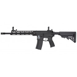 Lancer Tactical AEG LT-30 M4 Blackbird Hybrid ETU Black -