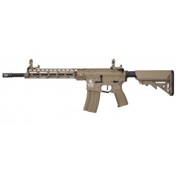 Lancer Tactical AEG LT-30 M4 Blackbird Hybrid ETU Tan -