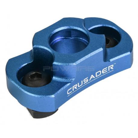 Crusader M-LOK QD Type Sling Swivel Mount - Blue -