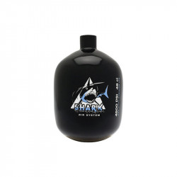 Shark 0.8L 48Ci 4500 PSI carbon tank without preset -