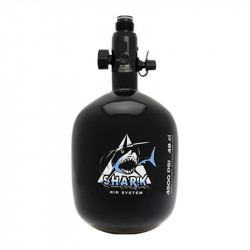 Shark 0.8L 48Ci 4500 PSI carbon tank + HP preset -