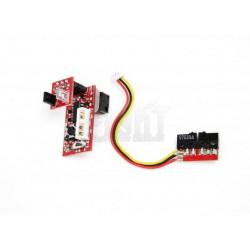 FCC Advanced CPU Selector Switch Board Combo -