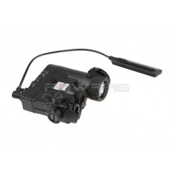 WADSN DBAL-eMkII Illuminator / Laser Module Green + Red - Black -