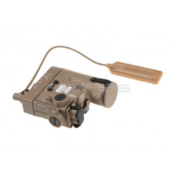 WADSN DBAL-eMkII Illuminator / Laser Module Green + Red - DE -