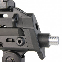 14mm adapter for Umarex VFC MP7A1 AEG & GBBR